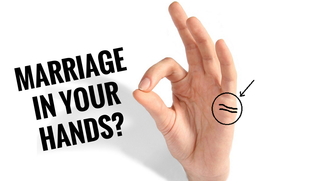 Marriage Line Or Union Line In Palmistry With Marriage Line Age Timings