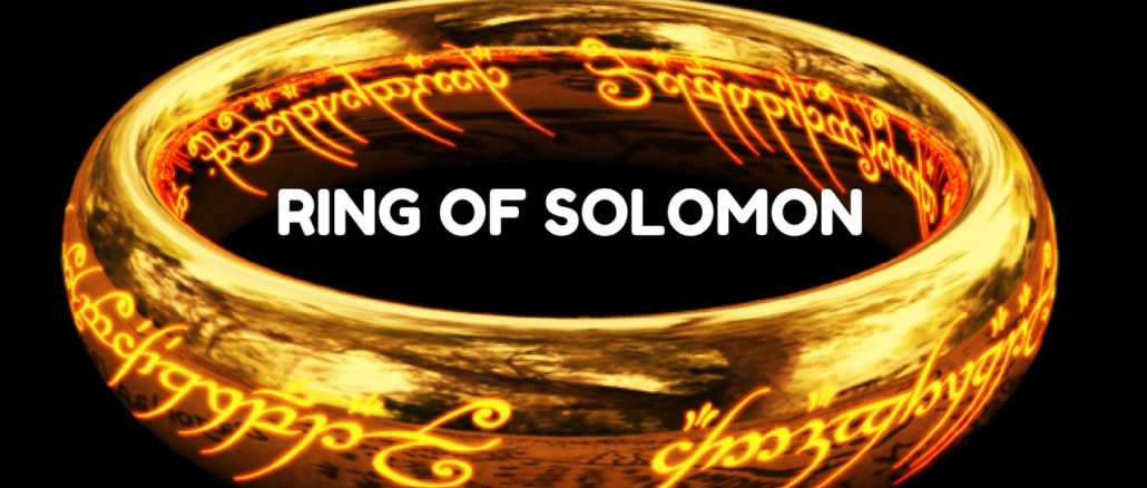 Ring of Solomon-Sign of Psychic Abilities in Palmistry