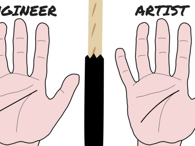 Head line in the palmistry