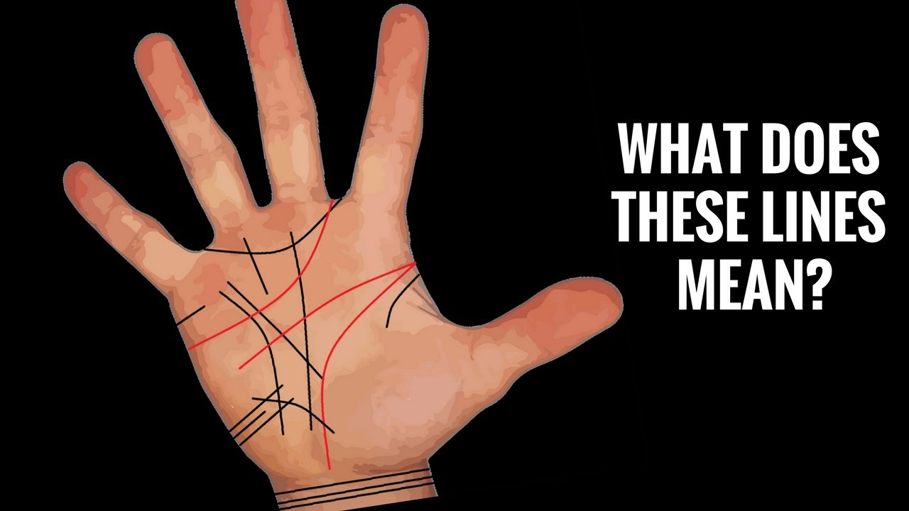 minor lines in palmistry