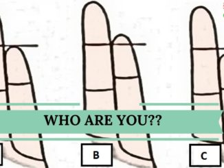 Little finger (pinky finger) and your personality