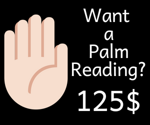 want a palm reading analysis?