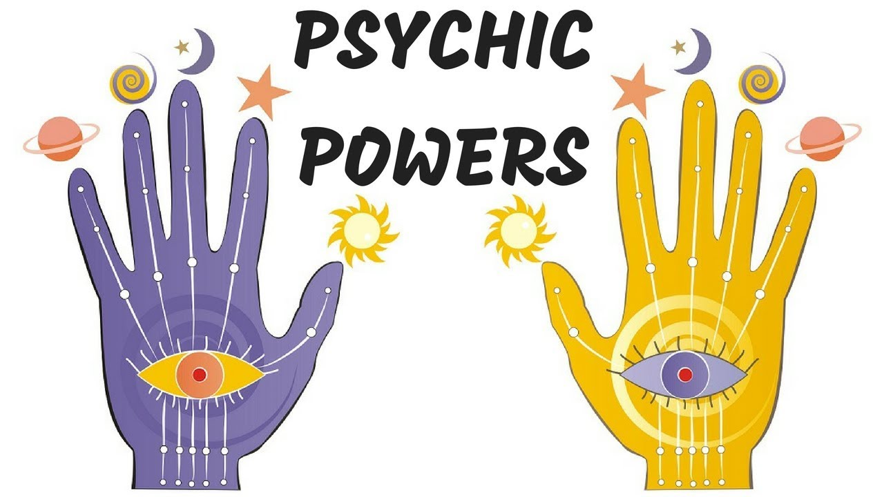 Signs of psychic abilities/psychic powers palmistry