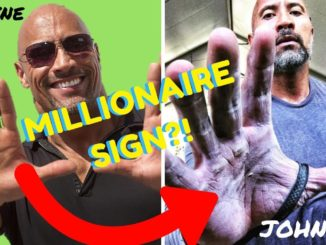 Dwayne Johnson Palm Reading