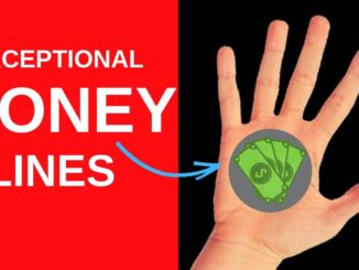 millionaire money lines in palmistry