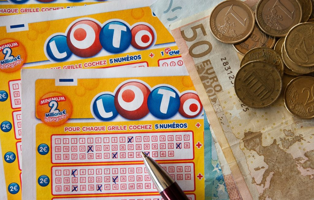 lottery and sudden wealth